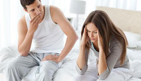 男人患性功能障碍的症状表现